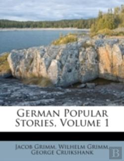 Bertrand.pt - German Popular Stories, Volume 1