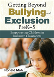 Getting Beyond Bullying And Exclusion, Pre K-5