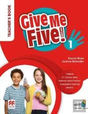 Give Me Five! Level 1 Teacher'S Book Pack