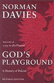 God'S Playground1795 To The Present