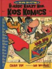 Golden Treasury Of Krazy Kool Klassic Kids' Komics
