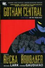 Gotham Central Hc Vol 03 On The Freak Beat
