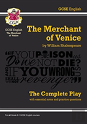 Grade 9-1 Gcse English The Merchant Of Venice - The Complete Play