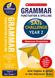 Grammar, Punctuation And Spelling Challenge Classroom Programme Pack  (Year 2)