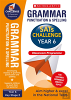 Bertrand.pt - Grammar, Punctuation And Spelling Challenge Classroom Programme Pack (Year 6)