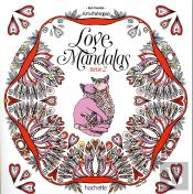 Grand Carre Art-Therapie Love Mandalas