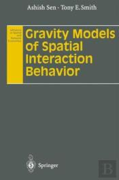 Gravity Models Of Spatial Intersection Behaviour