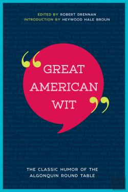 Bertrand.pt - Great American Wit