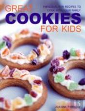 Great Cookies For Kids