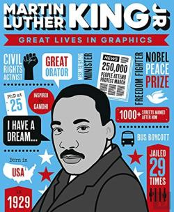 Bertrand.pt - Great Lives In Graphics: Martin Luther King