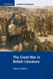 Great War In British Literature