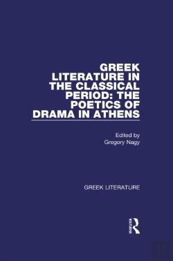 Bertrand.pt - Greek Literature In The Classical Period: The Poetics Of Drama In Athens