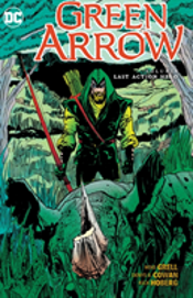 Green Arrow Tp Vol 6