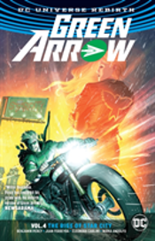 Green Arrow Volume 3