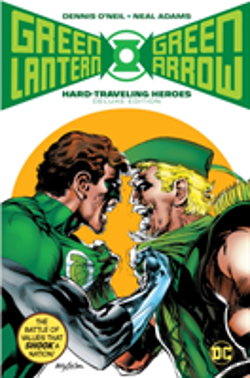 Bertrand.pt - Green Lantern/Green Arrow Hard Travelin' Heroes Deluxe Edition