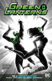 Green Lanterns Vol. 6 A World Of Our Own