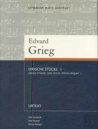 Grieg: Lyrische Stücke I for Piano