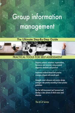Bertrand.pt - Group Information Management The Ultimate Step-By-Step Guide