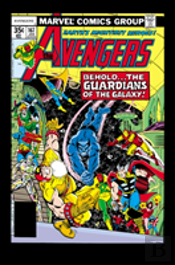 Guardians Of The Galaxy Tomorrows Avenge