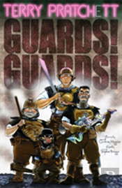 Guards! Guards!A Discworld Graphic Novel