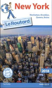 Guide Du Routard A New York 2018