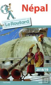 Guide Du Routard Nepal 2018/19