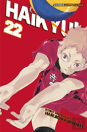 Haikyu!!, Vol. 22