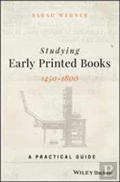 Handbook For Studying Early English Book