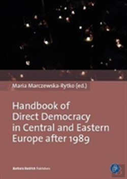 Bertrand.pt - Handbook Of Direct Democracy In Central And Eastern Europe After 1989