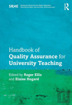 Handbook Of Quality Assurance For University Teaching