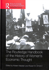 Handbook Of The History Of Womens E
