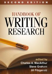 Handbook Of Writing Research, Second Edition