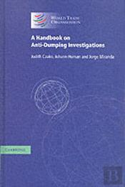 Handbook On Anti-Dumping Investigations