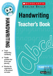 Handwriting Years 3-4 Workbook