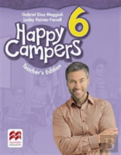 Happy Campers Level 6 Teacher'S Edition Pack