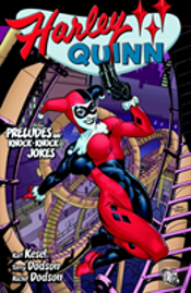 Harley Quinn Preludes And Knock Knock Jokes Tp
