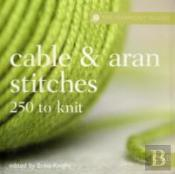 Harmony Guides: Cables And Arans
