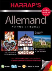 Harrap'S Methode Integrale Allemand 2 Cd + Livre