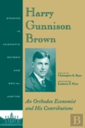 Harry Gunnison Brown