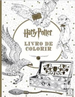 Bertrand.pt - Harry Potter - Livro de Colorir