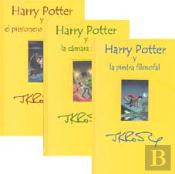 Harry Potter, 3 Vols. (Estuche)