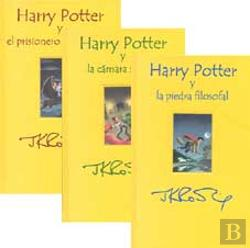 Bertrand.pt - Harry Potter, 3 Vols. (Estuche)