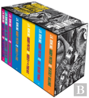 Harry Potter Adult Paperback Boxed Set