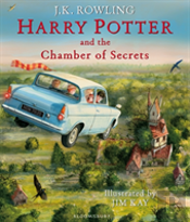 Harry Potter and the Chamber of Secrets - Ilustrated Edition