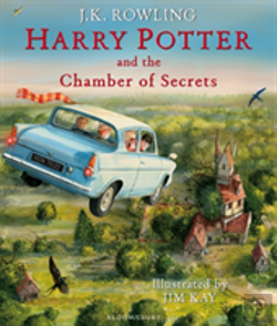 Bertrand.pt - Harry Potter and the Chamber of Secrets - Ilustrated Edition