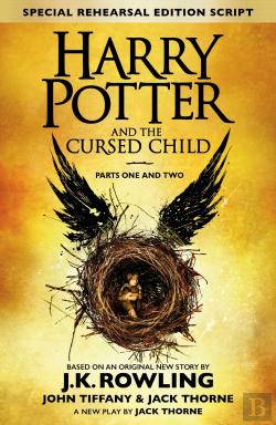 Bertrand.pt - Harry Potter and the Cursed Child - Parts I & II
