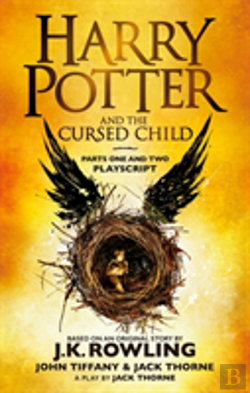 Bertrand.pt - Harry Potter And The Cursed Child - Parts One And Two