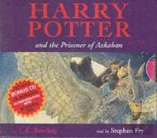 Harry Potter And The Prisoner Of Azkabanchildren'S Edition