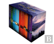 Harry Potter Box Set: The Complete Collection Children's Paperback