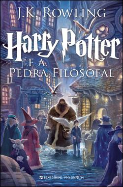 Bertrand.pt - Harry Potter e a Pedra Filosofal
